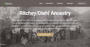 Ritchey/Diehl Ancestry