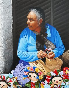 The Doll Maker from Cabo by Vic Ritchey