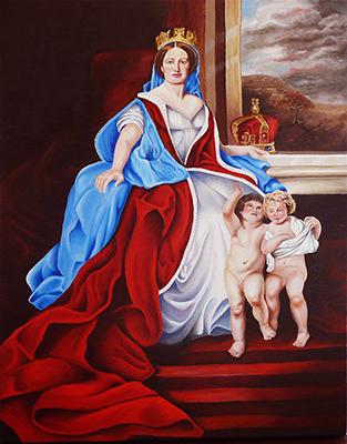 The Venerated Virgin